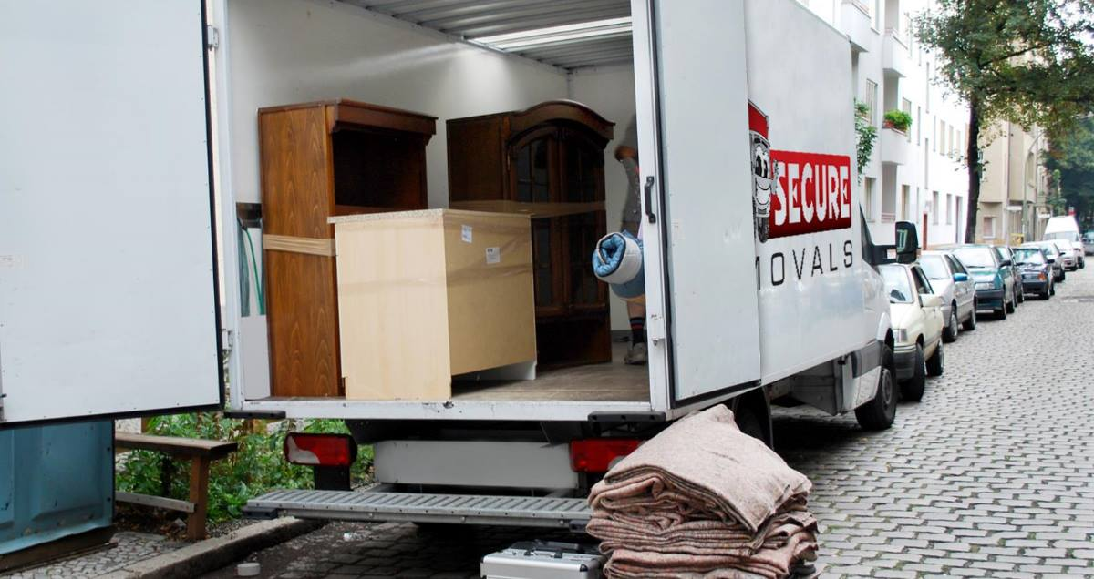 Removal Services South London